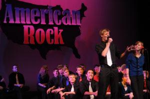 American Rock - Group, Eric B, Amanda K
